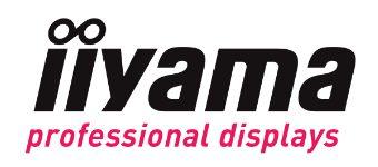 iiyama logo professional displays