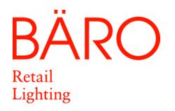 Logo von Bäro Leuchten